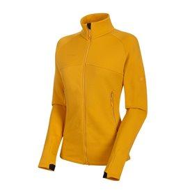 Mammut Aconcagua ML Jacket Damen Fleecejacke golden im ARTS-Outdoors Mammut-Online-Shop günstig bestellen