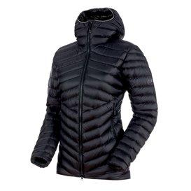 Mammut Broad Peak IN Hooded Jacket Damen Winterjacke Daunenjacke black-phantom im ARTS-Outdoors Mammut-Online-Shop günstig beste
