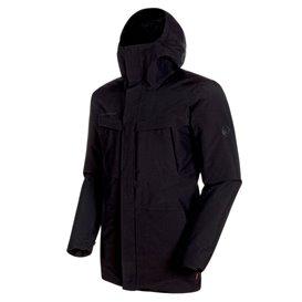 Mammut Chamuera HS Thermo Hooded Parka Herren Wintermantel black hier im Mammut-Shop günstig online bestellen