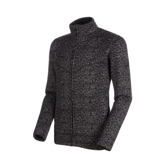 Mammut Chamuera ML Jacket Herren Fleecejacke black hier im Mammut-Shop günstig online bestellen
