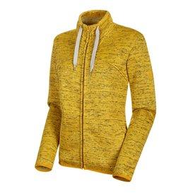 Mammut Chamuera ML Jacket Damen Fleecejacke golden im ARTS-Outdoors Mammut-Online-Shop günstig bestellen