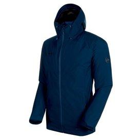 Mammut Convey 3 in 1 HS Hooded Jacket Herren Winterjacke 3in1 Doppeljacke wing teal-sapphire im ARTS-Outdoors Mammut-Online-Shop