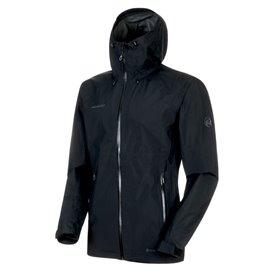 Mammut Convey Tour HS Hooded Jacket Herren Regenjacke Hardshelljacke black
