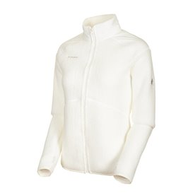 Mammut Innominata Pro ML Jacket Damen Fleecejacke bright white