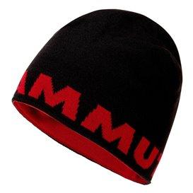Mammut Logo Beanie Mütze Strickmütze black hier im Mammut-Shop günstig online bestellen