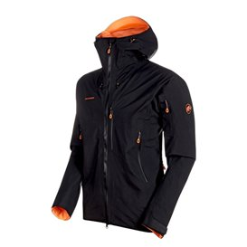 Mammut Nordwand Pro HS Hooded Jacket Herren Hardshelljacke black im ARTS-Outdoors Mammut-Online-Shop günstig bestellen