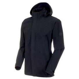 Mammut Trovat HS Hooded Jacket Herren Regenjacke Hardshelljacke black hier im Mammut-Shop günstig online bestellen