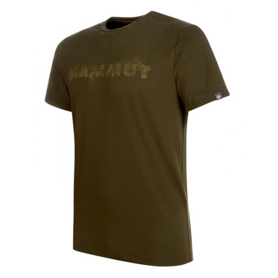 Mammut Trovat T-Shirt Herren Freizeit- und Outdoor Kurzarmshirt iguana hier im Mammut-Shop günstig online bestellen