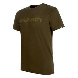 Mammut Trovat T-Shirt Herren Freizeit- und Outdoor Kurzarmshirt iguana