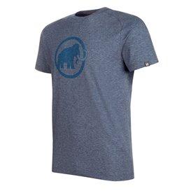 Mammut Trovat T-Shirt Herren Freizeit- und Outdoor Kurzarmshirt peacoat melange