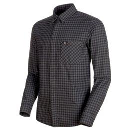Mammut Winter Longsleeve Shirt Herren Sweatshirt Langarmshirt titanium-phantom hier im Mammut-Shop günstig online bestellen