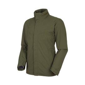 Mammut Trovat 3 in 1 HS Hooded Jacket Herren Winterjacke Doppeljacke iguana-phantom hier im Mammut-Shop günstig online bestellen