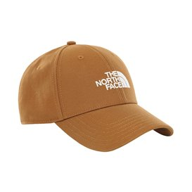 The North Face 66 Classic Hat Kappe brown-white