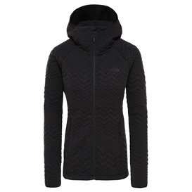 The North Face Inlux Tech Damen Fleecejacke black heather hier im The North Face-Shop günstig online bestellen
