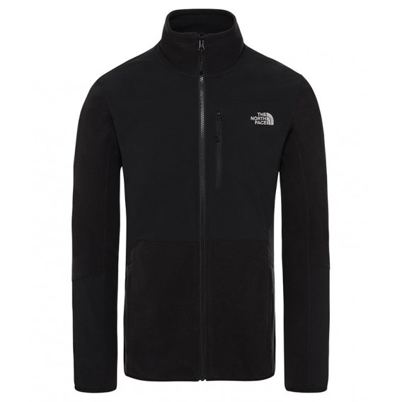 The North Face Glacier Pro Full-Zip Herren Fleecejacke black hier im The North Face-Shop günstig online bestellen