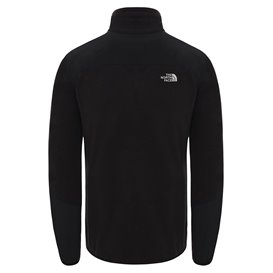 The North Face Glacier Pro Full-Zip Herren Fleecejacke black hier im The North Face-Shop günstig online bestellen