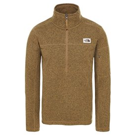 The North Face Gordon Lyons 1/4 Zip Herren Fleecepullover british khaki im ARTS-Outdoors The North Face-Online-Shop günstig best
