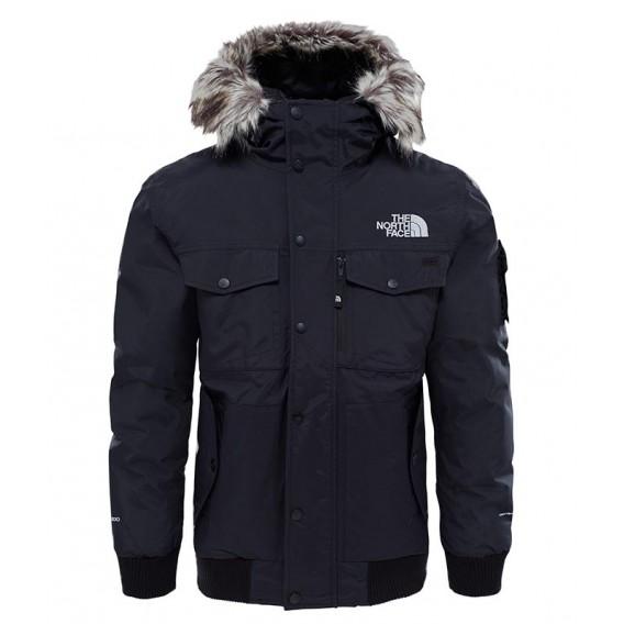 purchase cheap c15f5 a2c90 The North Face Gotham Jacket Herren Daunenjacke Winterjacke black-grey