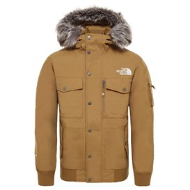 The North Face Gotham Jacket Herren Daunenjacke Winterjacke british khaki hier im The North Face-Shop günstig online bestellen