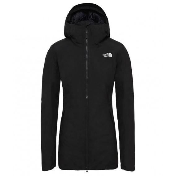 new style cee39 faef1 The North Face Hikesteller Insulated Parka Damen Winterjacke black