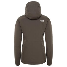 The North Face Inlux Insulated Jacket Damen Winterjacke taupe green im ARTS-Outdoors The North Face-Online-Shop günstig bestelle