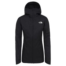 The North Face Quest Insulated Jacket Damen Winterjacke black