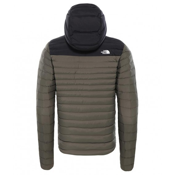The North Face Stretch Down Hoodie Herren Daunenjacke Winterjacke taupe-black hier im The North Face-Shop günstig online bestell
