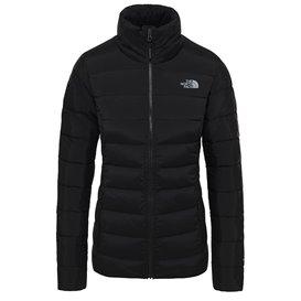 The North Face Stretch Down Jacket Damen Daunenjacke Winterjacke black