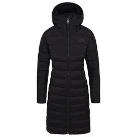 The North Face Stretch Down Parka Damen Daunenjacke Wintermantel black hier im The North Face-Shop günstig online bestellen