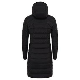 The North Face Stretch Down Parka Damen Daunenjacke Wintermantel black im ARTS-Outdoors The North Face-Online-Shop günstig beste