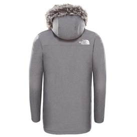 The North Face Zaneck Jacket Herren Wintermantel Parka grey heather hier im The North Face-Shop günstig online bestellen