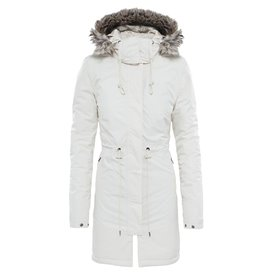 The North Face Zaneck Parka Damen Wintermantel Parka vintage white hier im The North Face-Shop günstig online bestellen