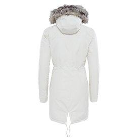 The North Face Zaneck Parka Damen Wintermantel Parka vintage white im ARTS-Outdoors The North Face-Online-Shop günstig bestellen