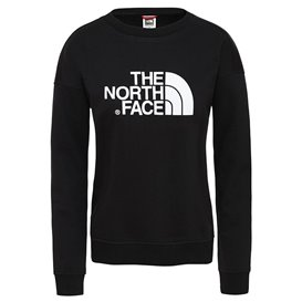 The North Face Drew Peak Crew Damen Pullover Sweater black
