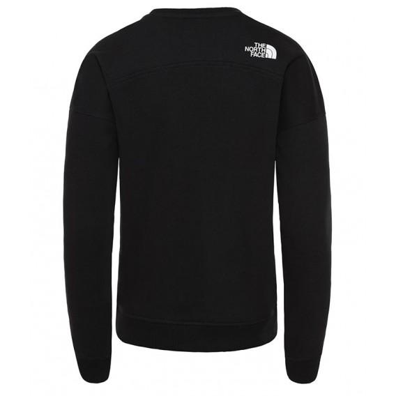 The North Face Drew Peak Crew Damen Pullover Sweater black hier im The North Face-Shop günstig online bestellen