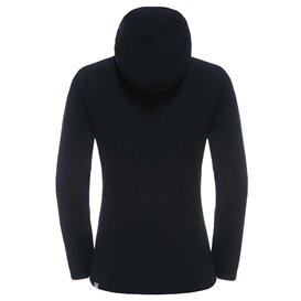 The North Face Drew Peak Crew Hoodie Damen Pullover black-white im ARTS-Outdoors The North Face-Online-Shop günstig bestellen