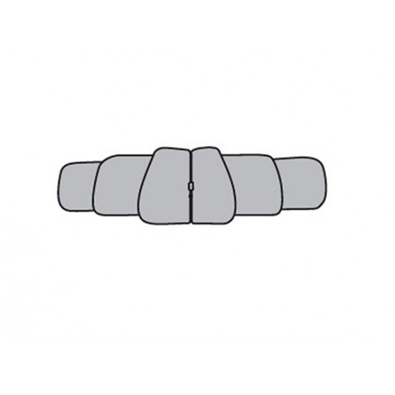 Ally Ersatzbodenmatte für Ally Faltkanadier 15,5 hier im Ally Faltboote-Shop günstig online bestellen