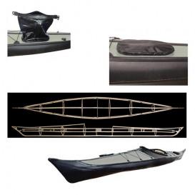 Nortik Navigator 1er Kajak Faltboot Ausstellungsboot Sonderangebot im ARTS-Outdoors NORTIK-Online-Shop günstig bestellen