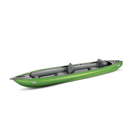 Gumotex Solar II MESSEBOOT 2 Personen Luftboot Nitrilon Kajak lime im ARTS-Outdoors Gumotex-Online-Shop günstig bestellen