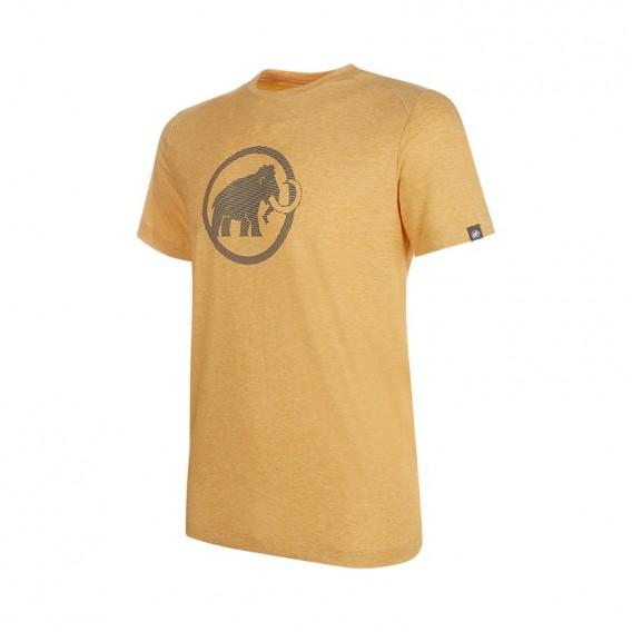 Mammut Trovat T-Shirt Herren Freizeit- und Outdoor Kurzarmshirt golden hier im Mammut-Shop günstig online bestellen