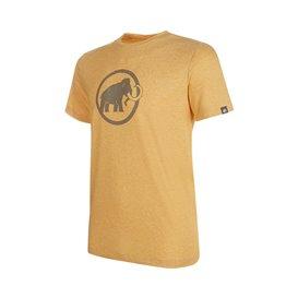 Mammut Trovat T-Shirt Herren Freizeit- und Outdoor Kurzarmshirt golden