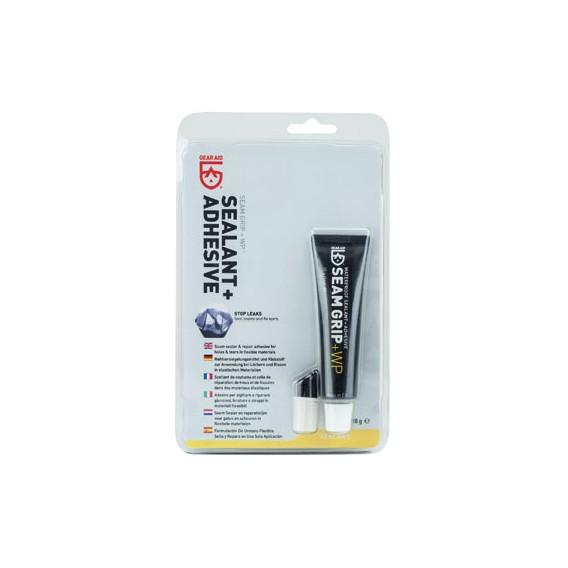 GEARAID Seam Grip 28g Dichtung und Klebstoff Reparaturkit für Zelte Luftmatratzen etc. hier im GEARAID-Shop günstig online beste