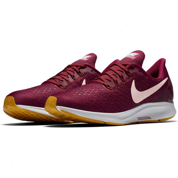 best loved dd5b7 5d9eb Nike Air Zoom Pegasus 35 Damen Laufschuhe Sportschuhe true berry-plum chalk