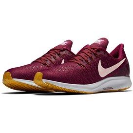 Nike Air Zoom Pegasus 35 Damen Laufschuhe Sportschuhe true berry-plum chalk