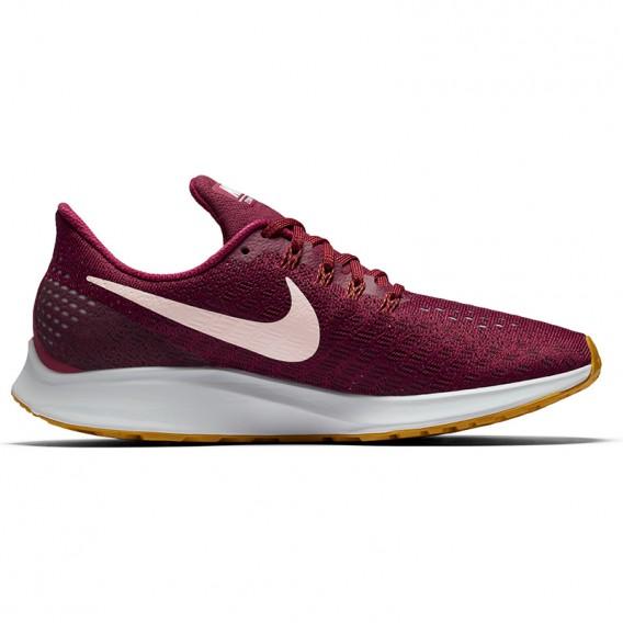 Nike Air Zoom Pegasus 35 Damen Laufschuhe Sportschuhe true berry-plum chalk hier im NIKE-Shop günstig online bestellen