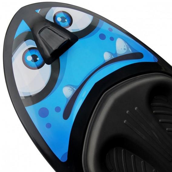 ExtaSea Monstaa XL Kneeboard Freestyle Knieboard blue hier im ExtaSea-Shop günstig online bestellen