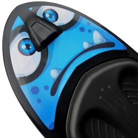 ExtaSea Monstaa XL Kneeboard Freestyle Knieboard blue im ARTS-Outdoors ExtaSea-Online-Shop günstig bestellen