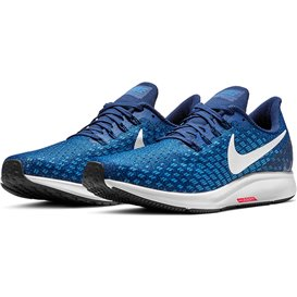 Nike Air Zoom Pegasus 35 Herren Laufschuhe Sportschuhe indigo force-white-photo