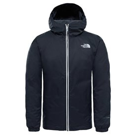 The North Face Quest Insulated Jacket Herren Winterjacke black