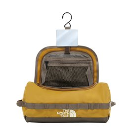 The North Face Base Camp Travel Canister Kultur Waschbeutel british khaki-weimaraner brown im ARTS-Outdoors The North Face-Onlin